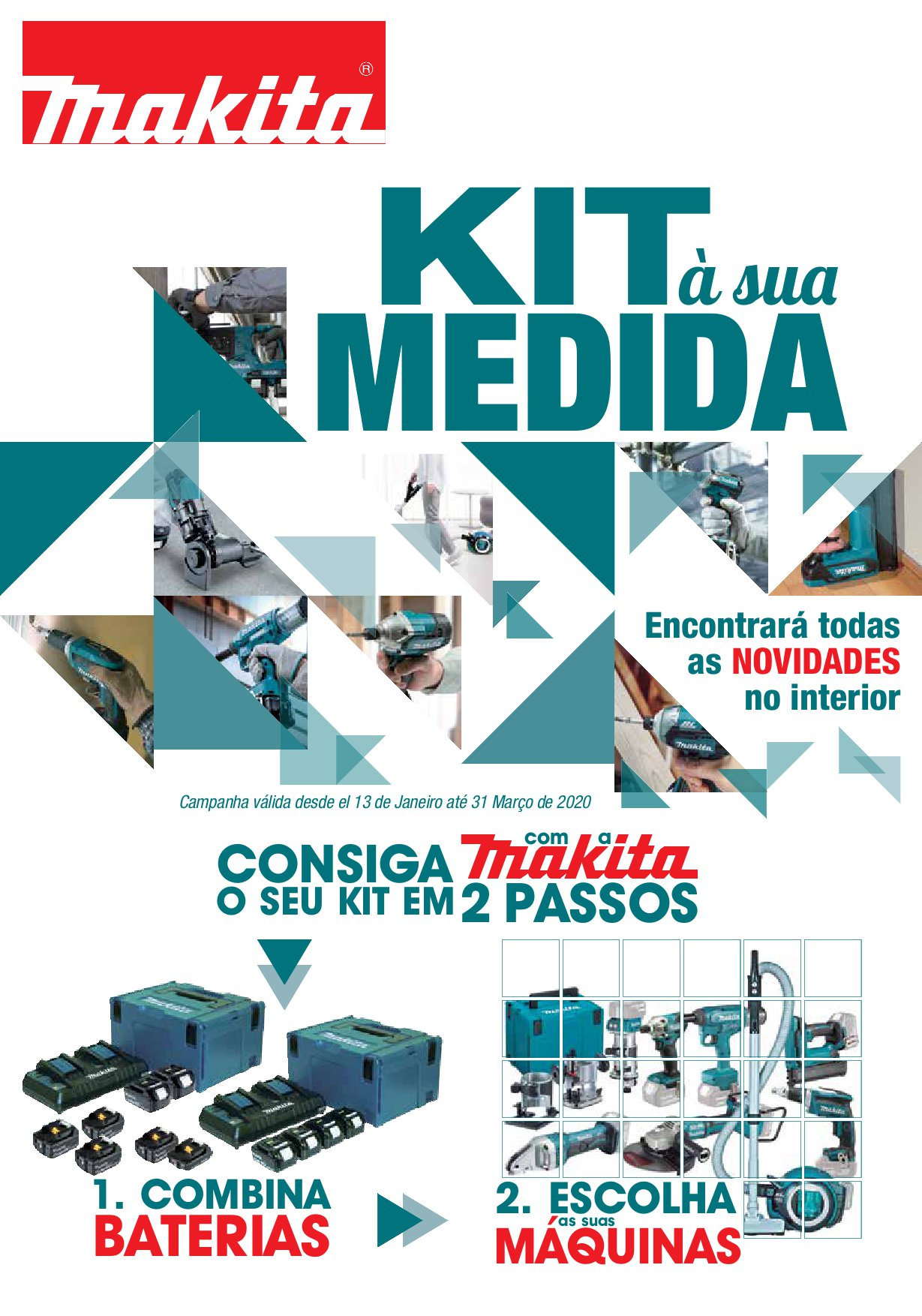 MAKITA KIT A MEDIDA